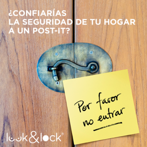 Post-it look&lock